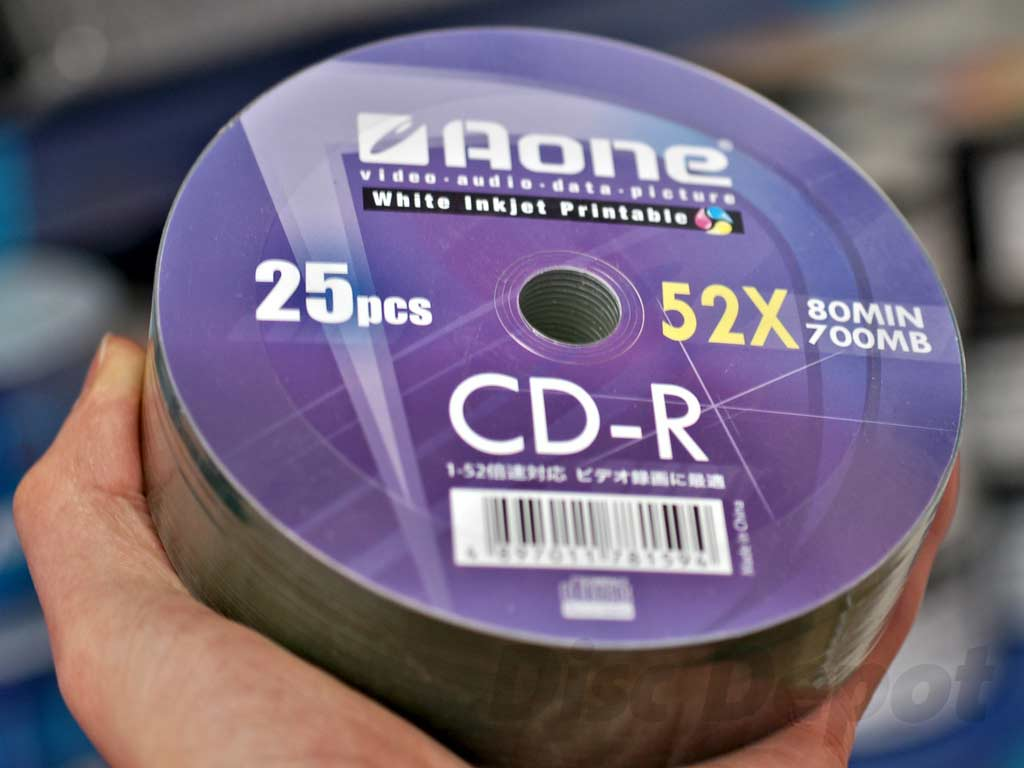 I already wrote disc but how to overwrite a disc